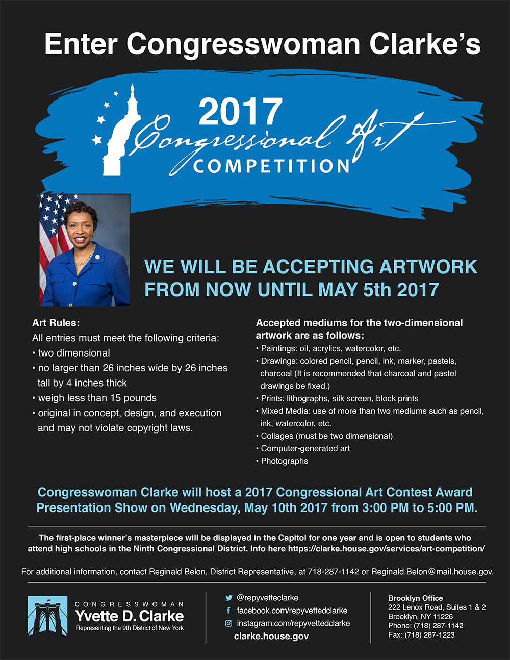 Clarke2017ArtCompetition